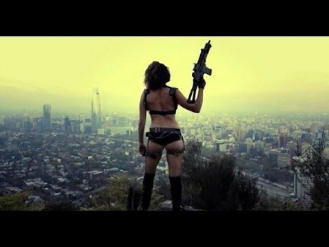 Bring Me the Head of the Machine Gun Woman...