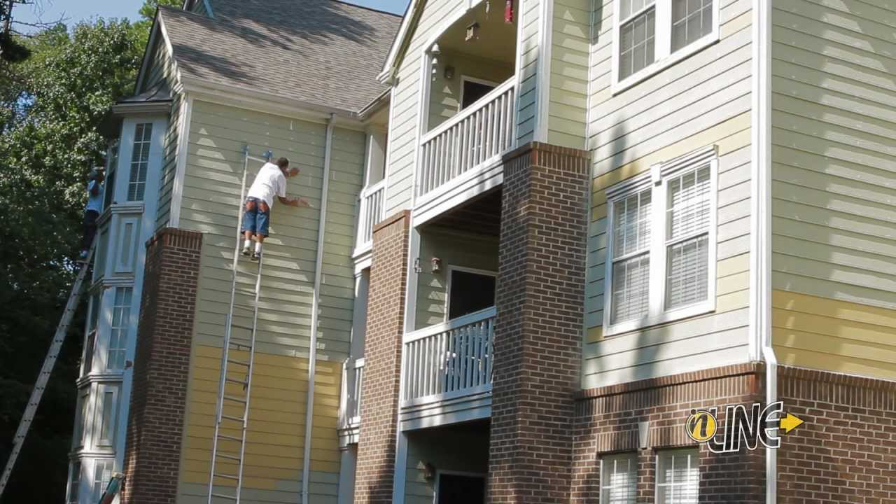 Charlotte Commercial Contractor Completes Renovations At The Apartments At Radbourne Lake