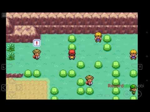 !!!Odichh¡¡¡ Y misty trolll en Pokemon RF #7
