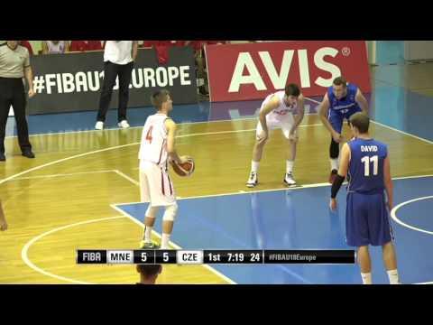 Bakic Filip Nr.5 - Montenegro v Czech Republic