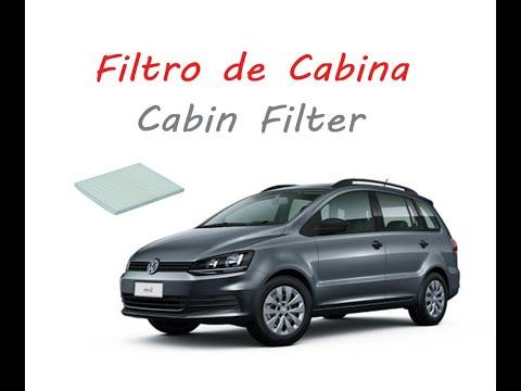Como Cambiar Filtro De Anti-polen/ Cabina Volkswagen Suran