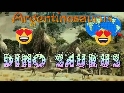 The Sound Effects of Argentinosaurus