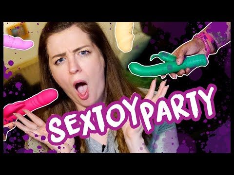 Dildo Party: Wie läuft eine Sextoyparty ab? | Reportage | Bedside Stories