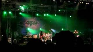 Anthrax - Madhouse (Live@Graspop 2009)