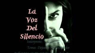 La Voz del Silencio - Solo dejaste tus recuerdos Ft Raeli