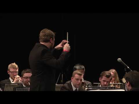 A Manchester Tale - RNCM Brass Band at UniBrass 2018