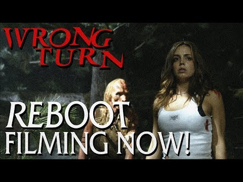 Wrong Turn Reboot Confirmed! - Filming Now (Set For A 2020 Release?)
