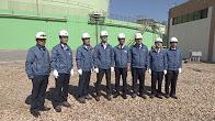 에너지시설인 인천 LNG기지 현장점검