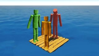 MULTIPLAYER AND CHEATS MOD! (Raft)
