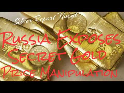 Russia Reveals Secret Precious Metals Price Suppression! Silver and Gold market