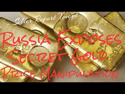 Russia Reveals Secret Precious Metals Price Suppression! Silver and Gold market