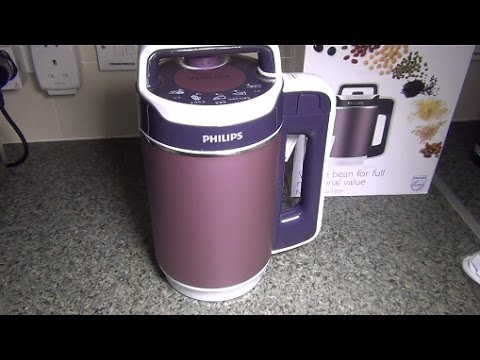 Philips HD2079 Avance Collection Soy Milk Maker 220V deep look