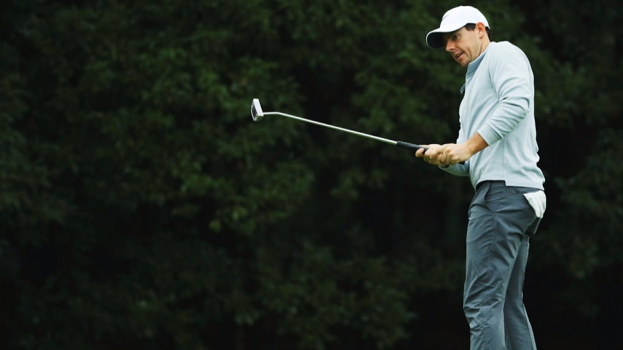 cd23ef3829ee Morning Drive   Rory debuts Nike Lunar Control Vapor Shoes