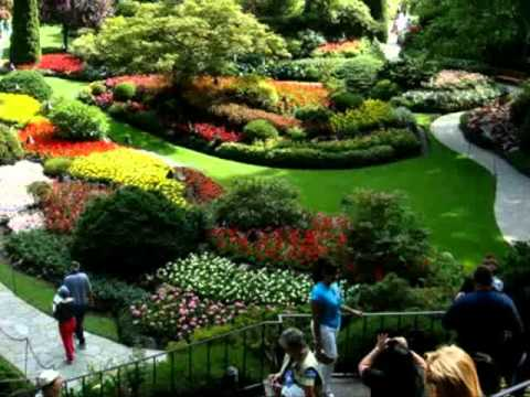 The butchart gardens victoria canada youtube the butchart gardens victoria canada altavistaventures Choice Image