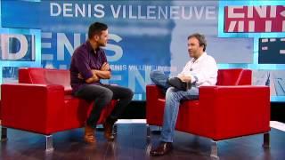 Denis Villeneuve On George Stroumboulopoulos Tonight: INTERVIEW