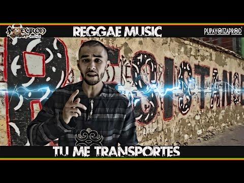 "Reggae "" Clip  Pupa Yotza "" tu me transportes "" Aveyron Spirit [ CLIP OFFICIEL ]REGGAE  2014"