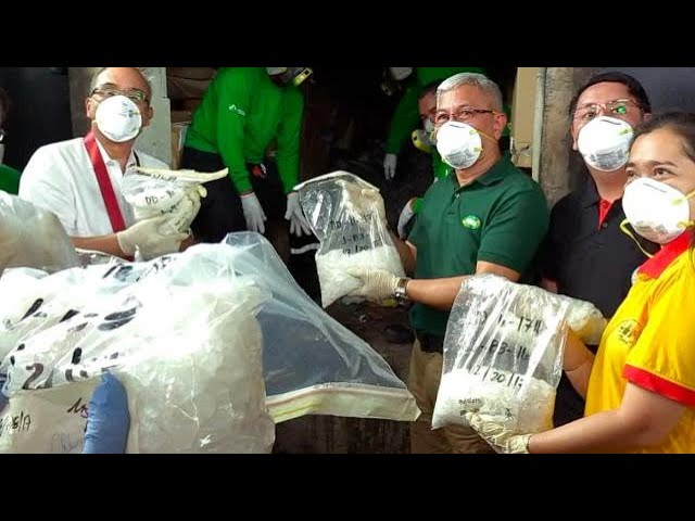 PDEA torches P6-B worth of illegal drugs in Cavite