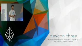 [LIVE] Devcon3 Day 4 Stream - Morning