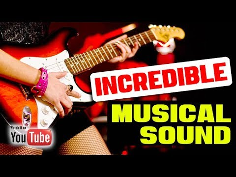 Most Incredible Musical Sound on Guitar