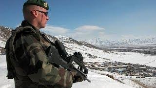 Русские во Французском легионе. Фильм документальный