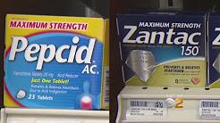 New Warning About Popular Heartburn Drugs