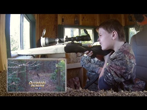Junior Youth Hunt In Maryland