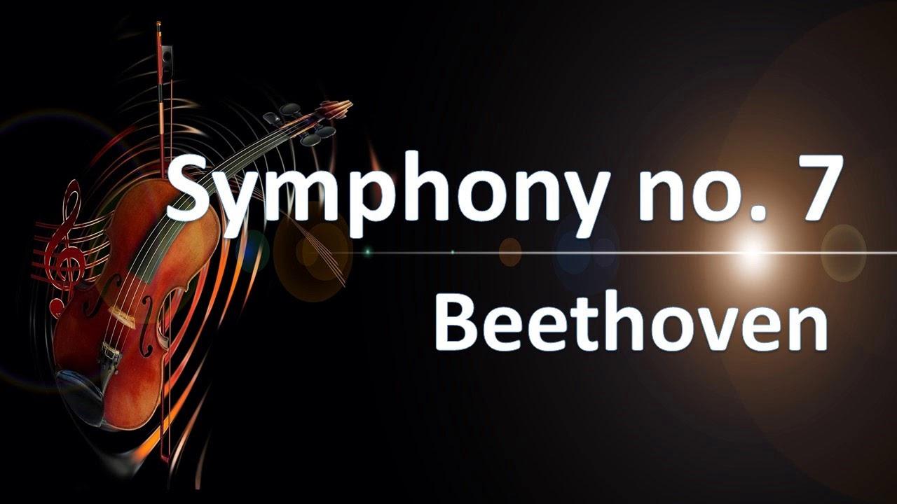 Beethoven 7.