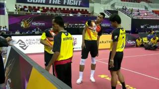Download Video Sepaktakraw [ISS Myanmar] - Malaysia vs Korea MP3 3GP MP4