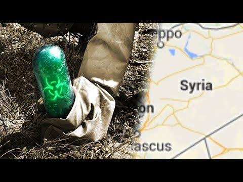 Syria Hands Overl Chemical Weapons - Thanks Obama!