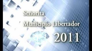Señorita Municipio libertador 2011