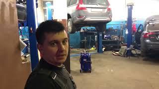 Live  К чему приводит ремонт у официального дилера Вольво s60