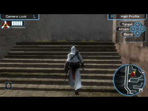 Assassins Creed Bloodlines Gameplay For Psp Youtube