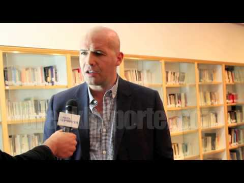 Actor Billy Zane On His Greek Olive Oil Business
