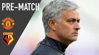 Jose Mourinho Press Conference | Manchester United v Watford