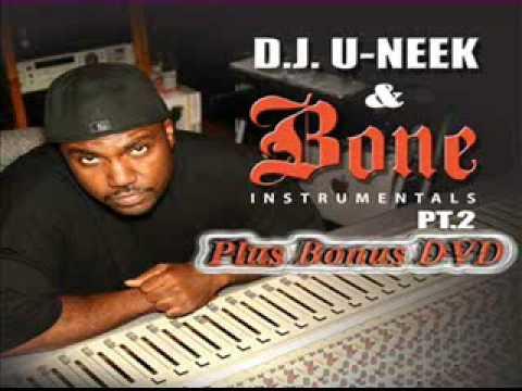 Bone Instrumentals 2 - 02 Shots To The Double Glock