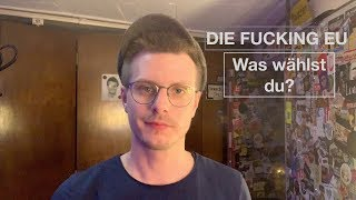 Moritz Neumeier & Die Fucking EU