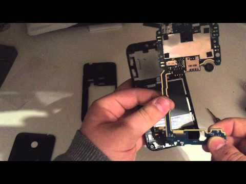 How to replace HTC desire 510 touchscreen / digitizer