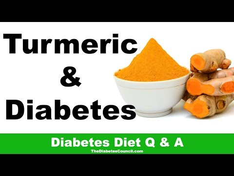 Is Turmeric Good For Diabetes