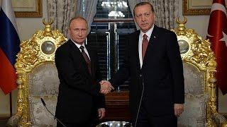 Türkiye-Rusya ilişkilerinde yeni bir sayfa açılıyor