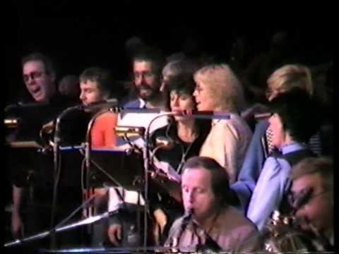 Ray Conniff: A rehearsal with the Horst Jankowski Orchestra and Rosy Singers (1981)
