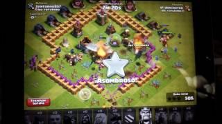 Clash of clans : Atacando a zentorno847