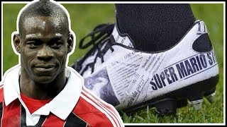Mario Balotelli Racism, Criticism and Boots