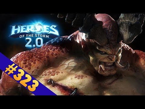 Hekran | EL CARNICERO - Encarni la del calcetín | HEROES OF THE STORM 2.0 | EP323 | Gameplay español