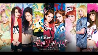 OPEN Romantic St.-SNSD Collaboration Showdown