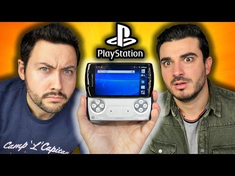 Le 1er Smartphone PlayStation ! (Gros Flop)