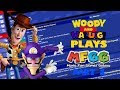 Woody And Waluigi Plays Mario Fan Games Galaxy Games