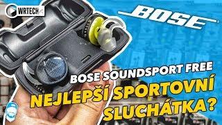 🎧 NEJLEPŠÍ SPORTOVNÍ SLUCHÁTKA? Bose SoundSport Free jsou možná lepší než Apple AirPods!