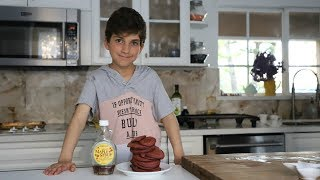 Arqa's Secret Pancakes Recipe - Heghineh Cooking Show