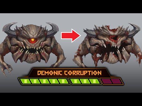 """How """"DEMONIC CORRUPTION"""" Works in DOOM Eternal"""