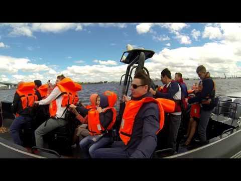 International Maritime Defence Show (IMDS-2017) - Speedboat!